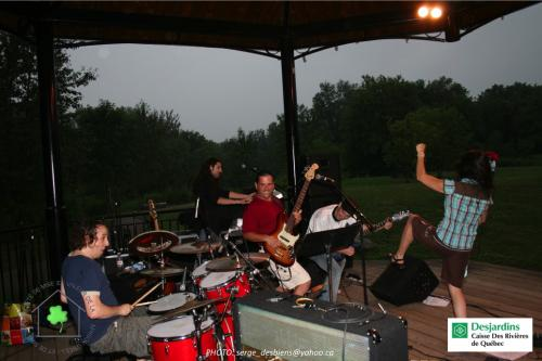 13 juillet - V Rock, musique populaire