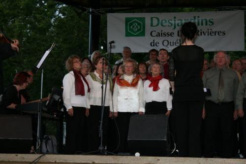 14 juillet - Chorale Clé des saisons